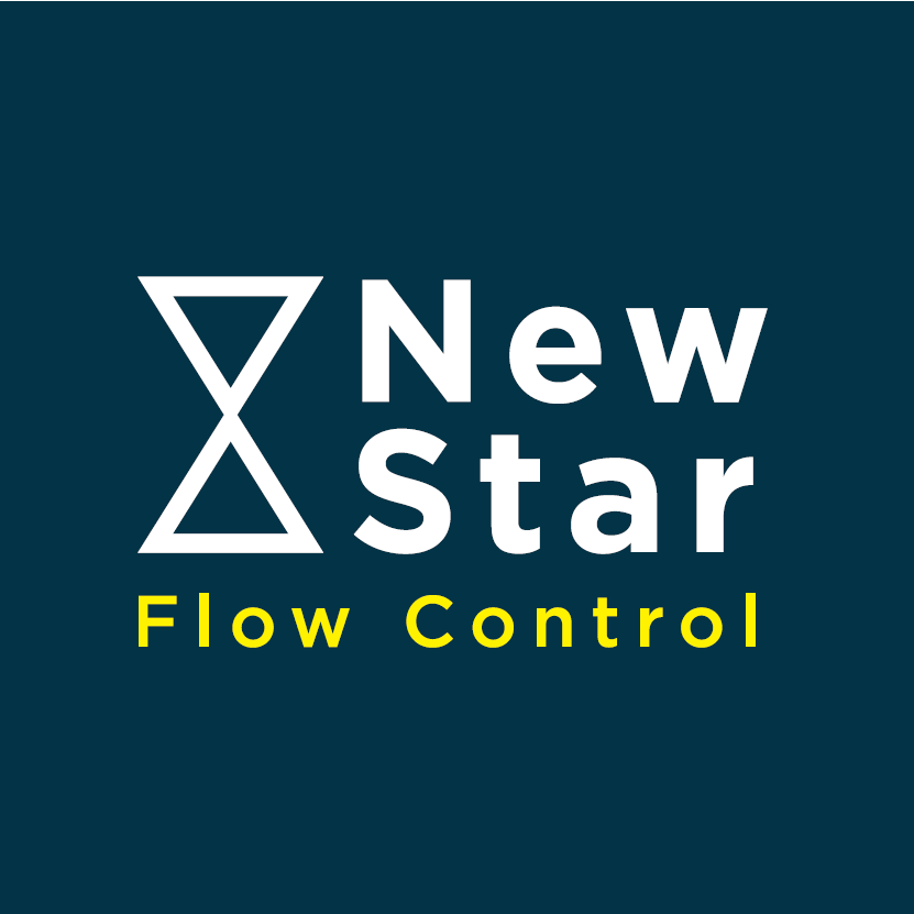 New Star Flow Control Logo