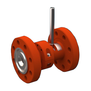 EC Series inline body disc valve